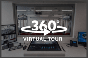 Take a 360 tour and visit our Facility